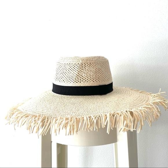 J. Crew Wide Brim Sun Hat